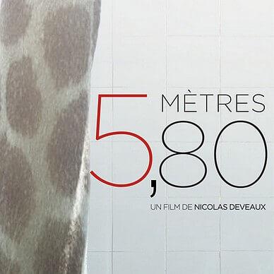 5,80 mètres
