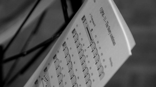 Ceux qui peuvent mourir – Enregistrement de la musique, Olivier Militon