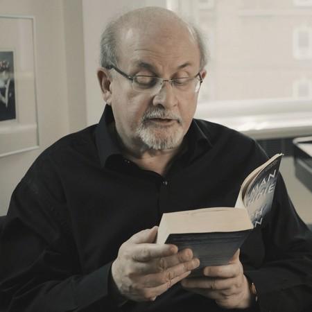 Salman Rushdie Death on a Trail