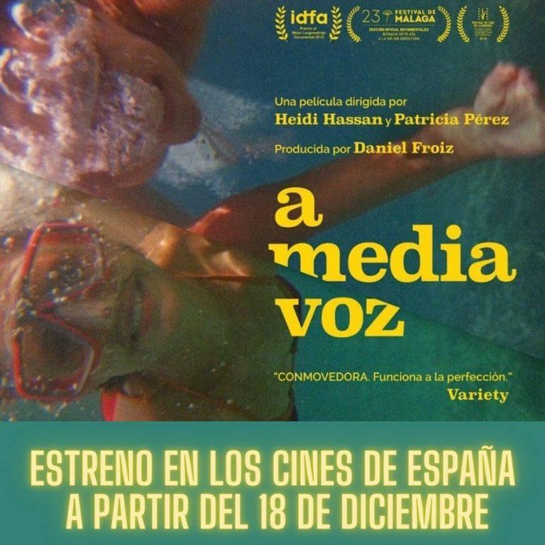 Sortie en salles du film A Media Voz