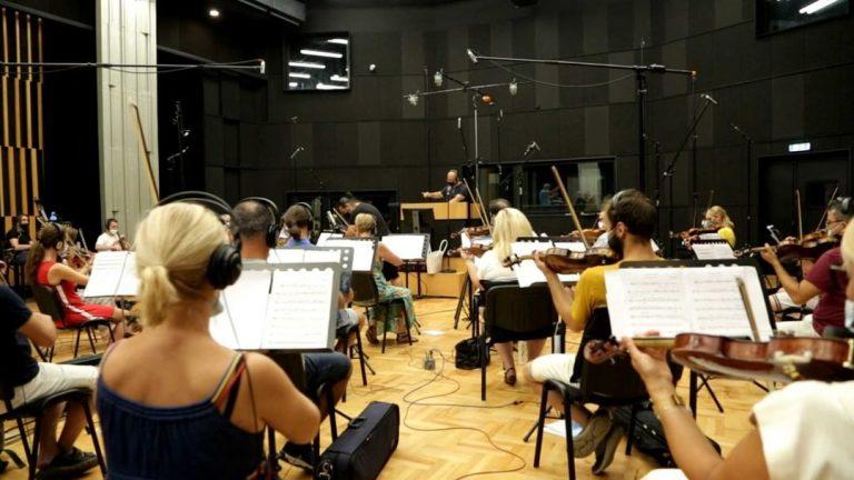 Recording session Fames